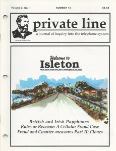 private line magazine