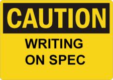 Writingonspec
